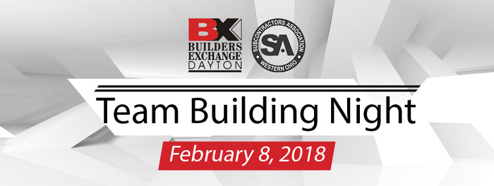 Team Building Night Facebook Event Cover
